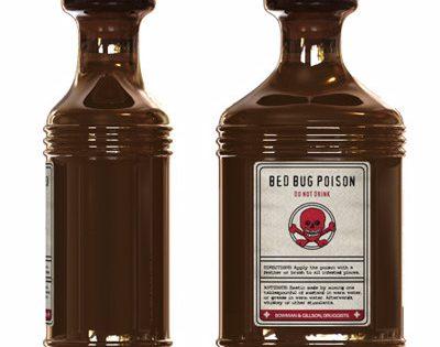 Bedbug Poison