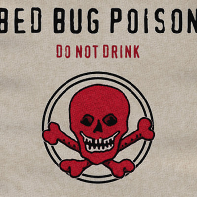 Bedbug Poison 3D model