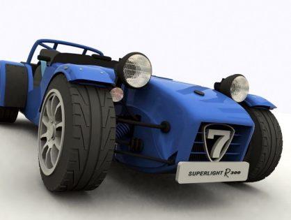 Caterham R300 Super seven