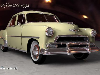 Chevrolet Styleline Deluxe