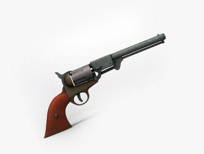 Confederate Pistol