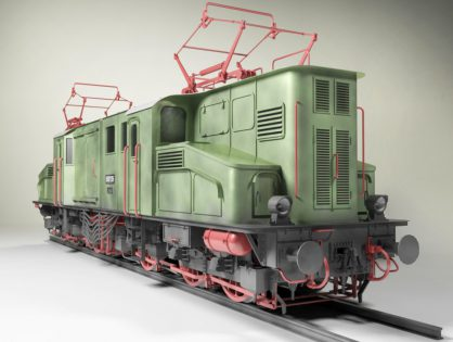 E92 Electric Locomotive
