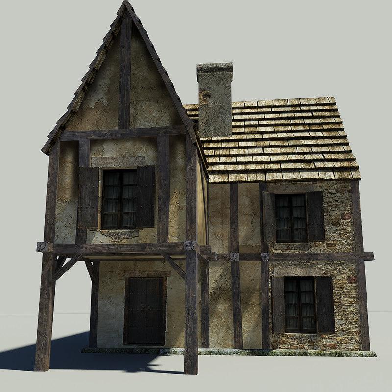 house 3d model free