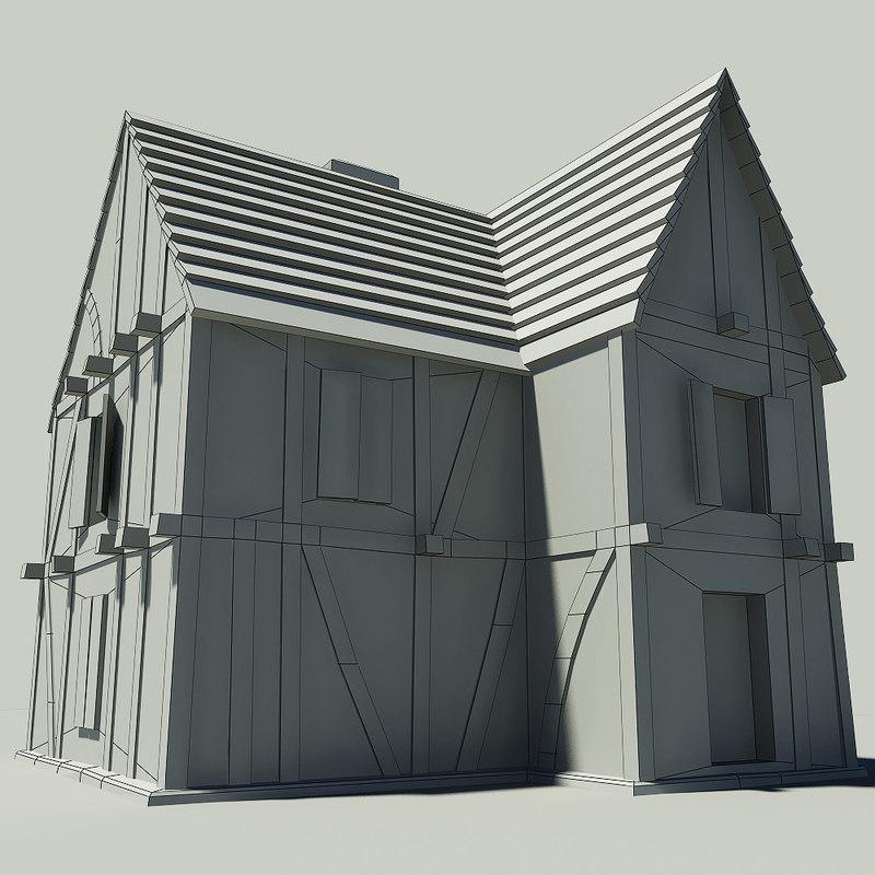 house 3d models