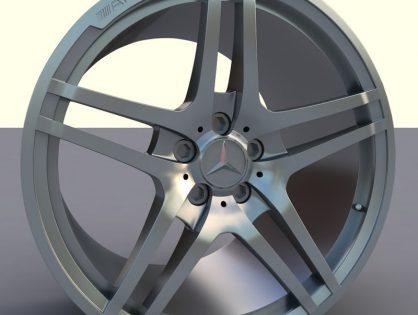 Mercedes AMG Rim