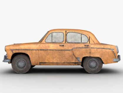 Moskvitch 402