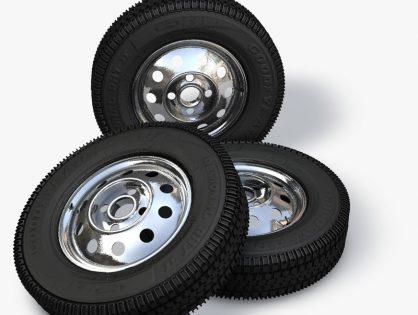 Russian car tires VAZ