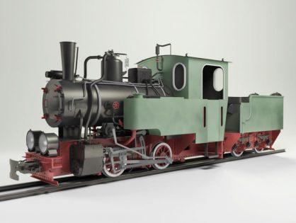 T2-71 Steam Locomotive