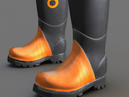 Workman Steelcap Rubber Boot