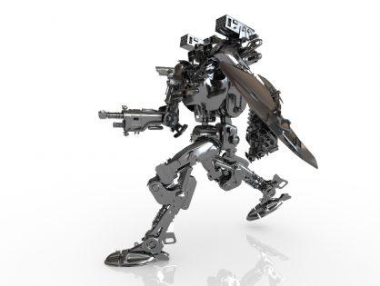 Сombat robot