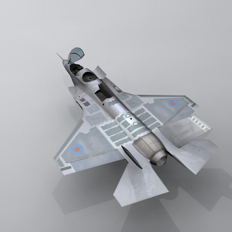 Aircraft MiG-35 3D model