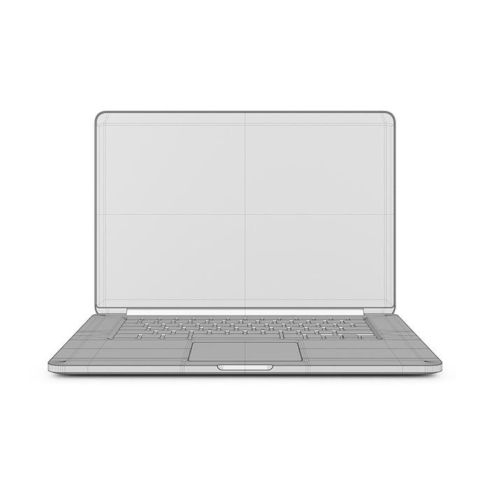 Apple MacBook Pro 15 3D model