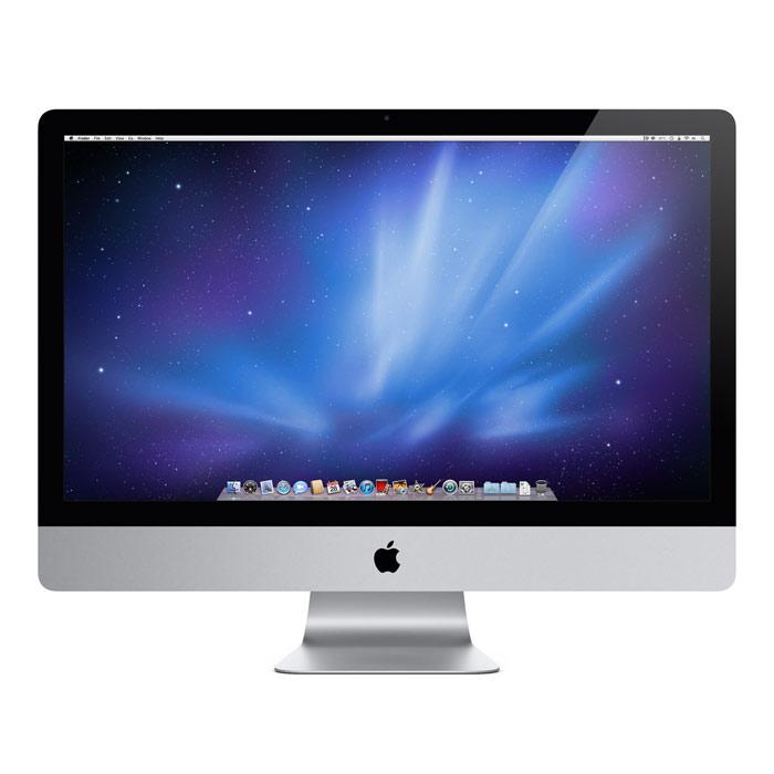 Apple iMac 27 3D model