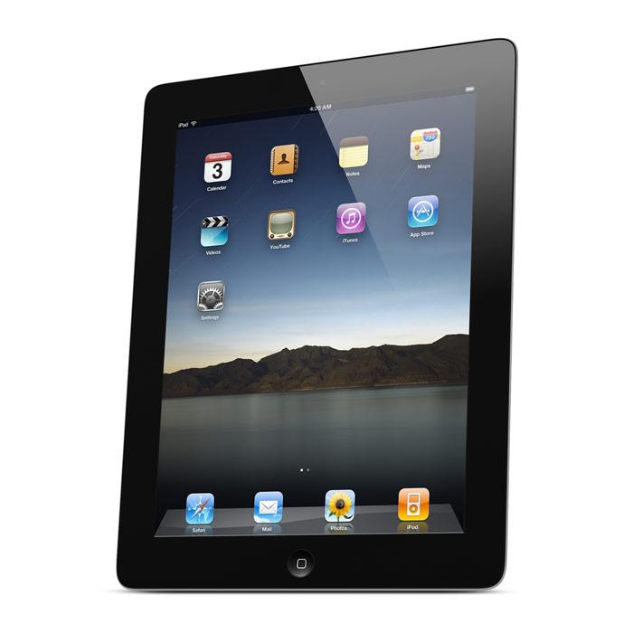 iPad 2 3D model
