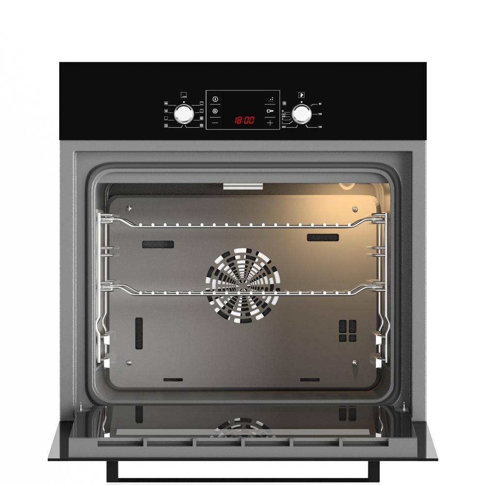 Bosch Built-in Oven 3D model