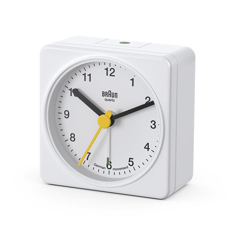 Braun clock 3D model