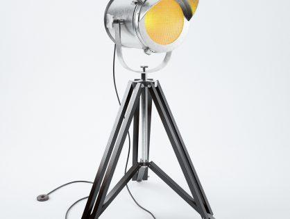 Cap Tripod Lamp
