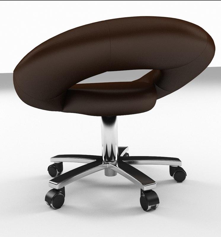 Galaxy chair 3D model