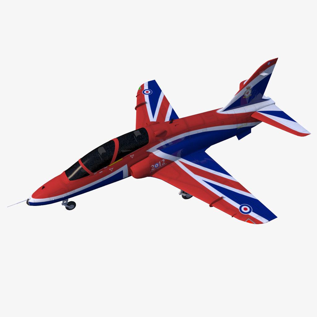 Hawk T1 3D model