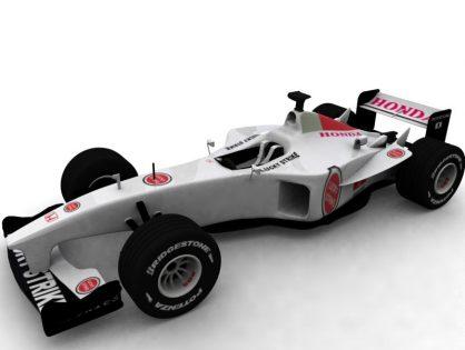 Honda Formula one