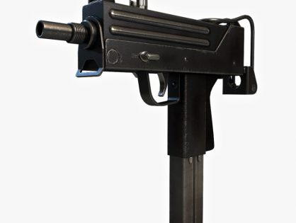 Machine Pistol MAC11