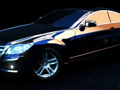 Mercedes Benz CL Class 2010
