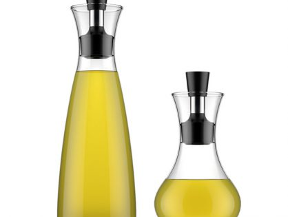 Oil and vinegar carafe