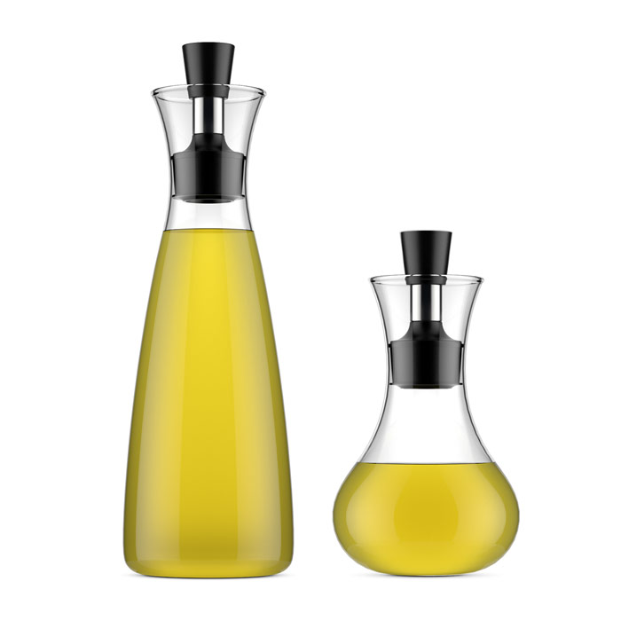 Oil and vinegar carafe 3D model