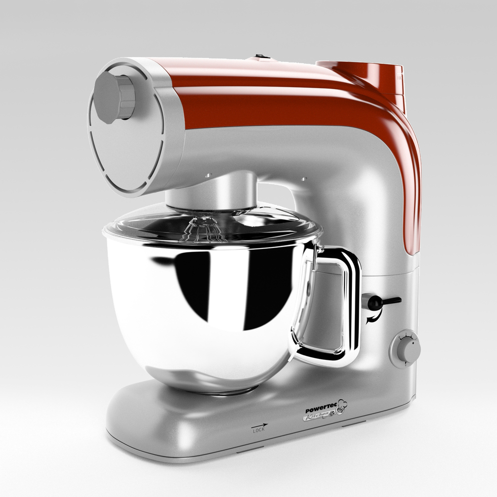 Powertec Kitchen 3D model