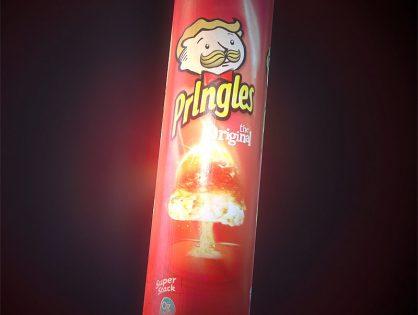 Prlngles Snack Chips