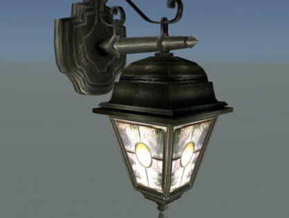 Garden Street Lamp