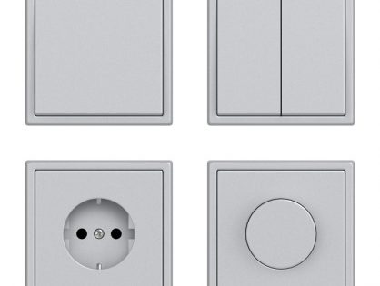 Style switches and sockets