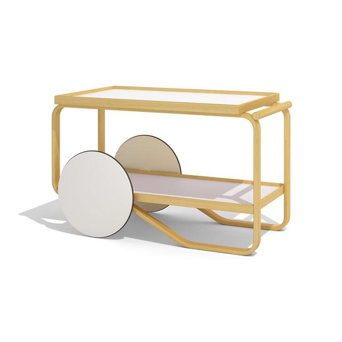 Tea trolley 3D model