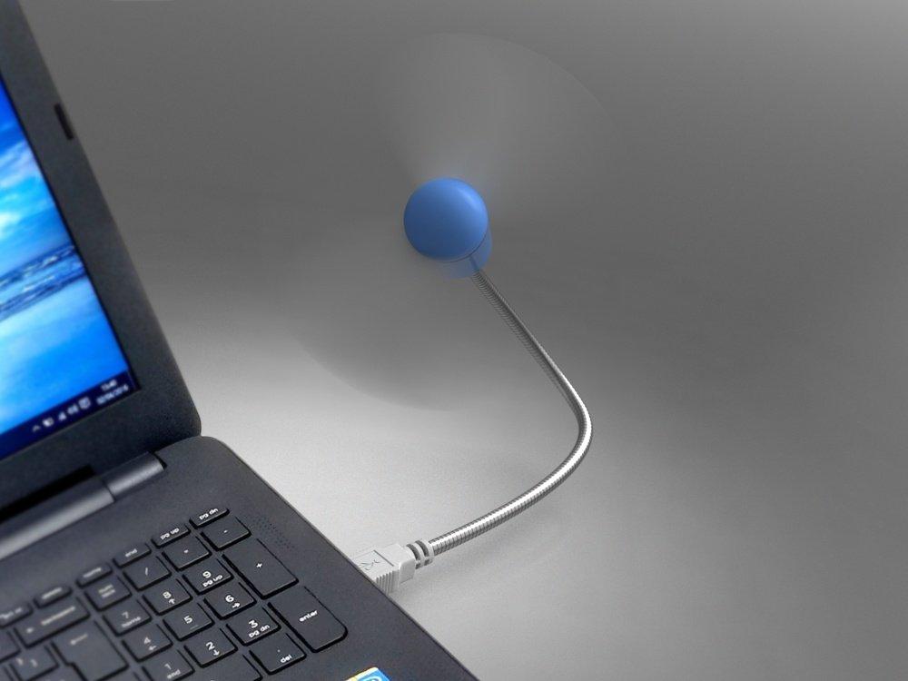 USB fan 3D model