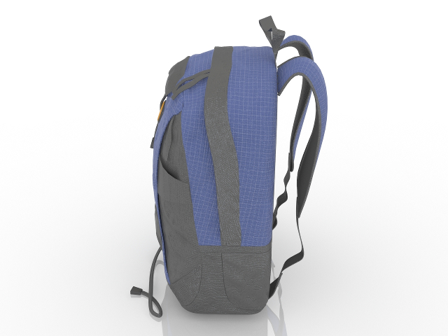 backpack 3d model free download