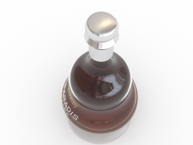 Cognac Hennessy 3D model
