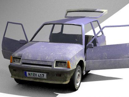 Dacia Lastun Vaz 1111