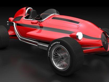 Formula Vee car
