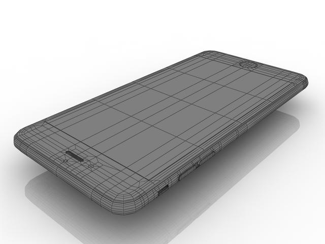 IPhon 6 3D model