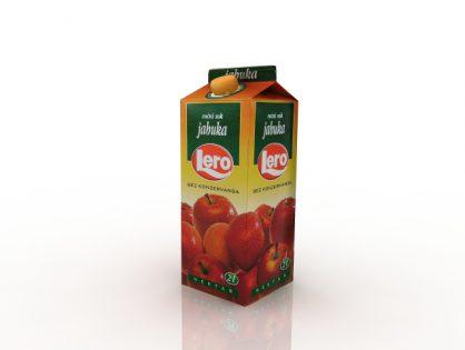 Pack of juice