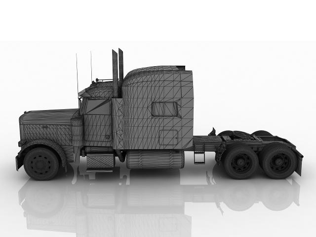 Peterbilt 3D model