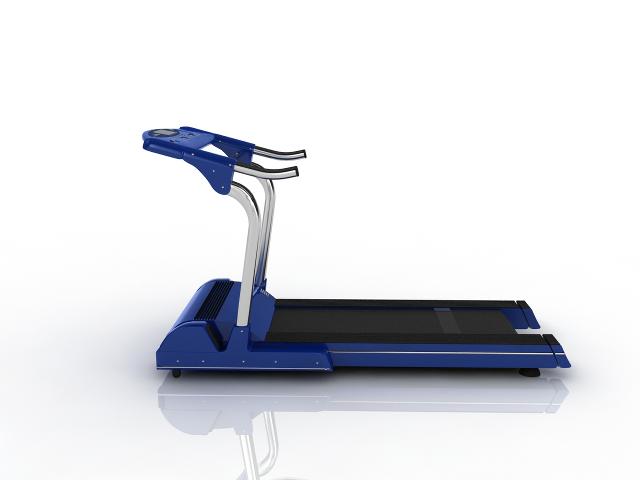 Treadmill 3D model