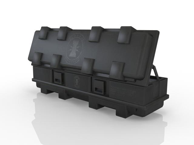 Warheads 3D model