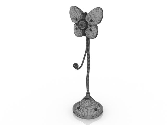 Webcam 3D model