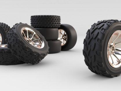 Wheels for RC Car