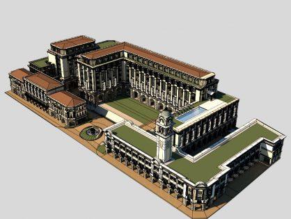 British Colonial Complex