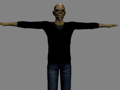 Demon Zombie