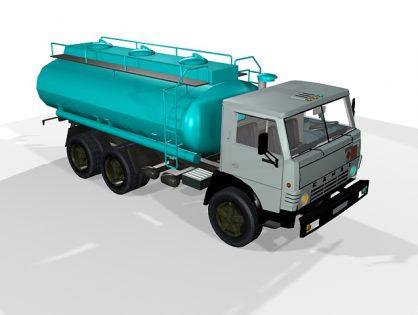 Kamaz Tanker