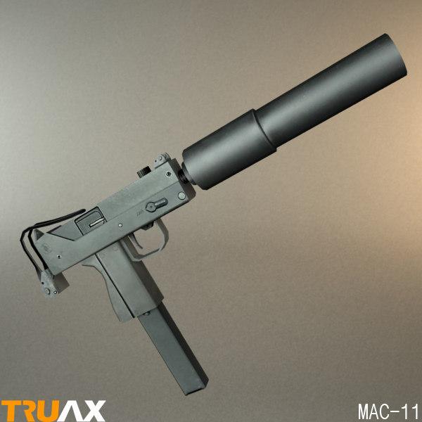 Mac-11 3D model