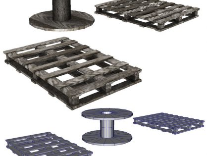 Pallets and Spool